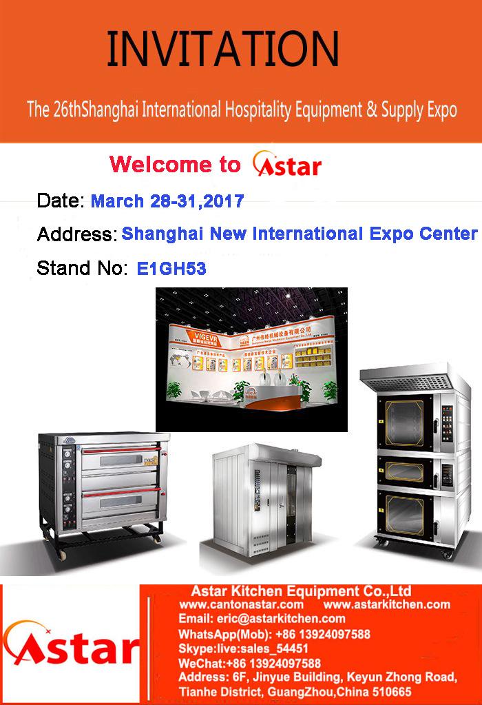 Q&A--Astar Kitchen Equipment Co ,Ltd